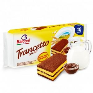 Trancetto Cocoa 10 indv Snack Cakes - by Balconi (2 Pack) Image