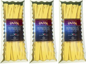 Pappardelle Egg Pasta - by La Bottega (3 Pack) Image