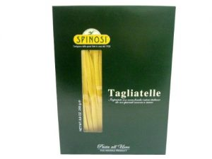 Tagliatelle Egg Pasta - by Spinosi (2 Pack) Image