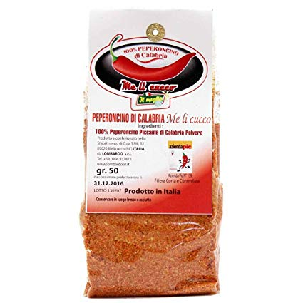Calabrian Spicy Chili Pepper Powder Image