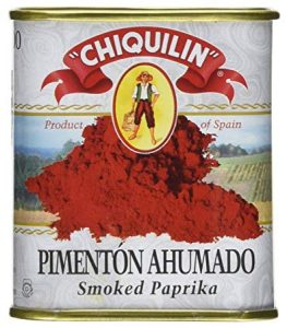 Smoked Paprika by Chiquilin -(2.64 oz.) Image